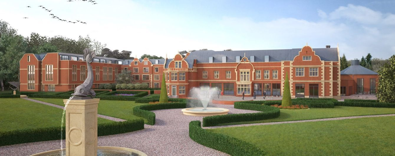 В Великобритании откроют новый отель Fairmont Windsor Park