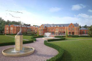 У Великій Британії відкриють новий готель Fairmont Windsor Park
