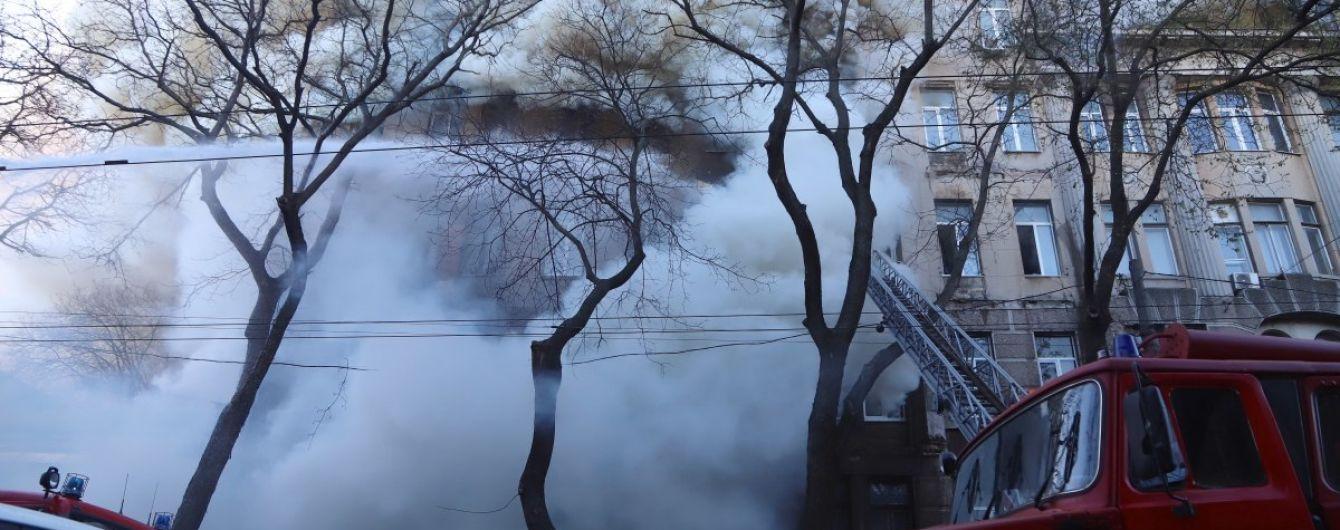 Установлена причина смерти преподавательницы, которая спасала студентов из горящего колледжа Одессы