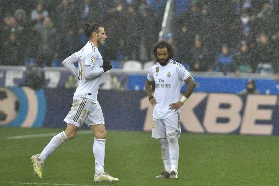 """Двоє ключових футболістів """"Реала"""" ризикують пропустити поєдинок з """"Барселоною"""""""