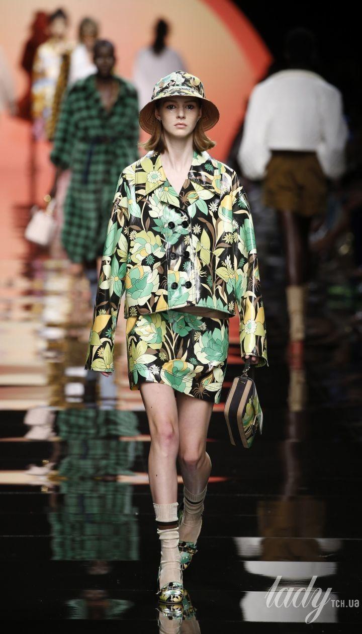 Коллекция Fendi  прет-а-порте сезона весна-лето 2020 @ East News