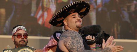 Похудание по-мексикански. Руис набрал 7 килограммов после того, как собирался сбросить вес