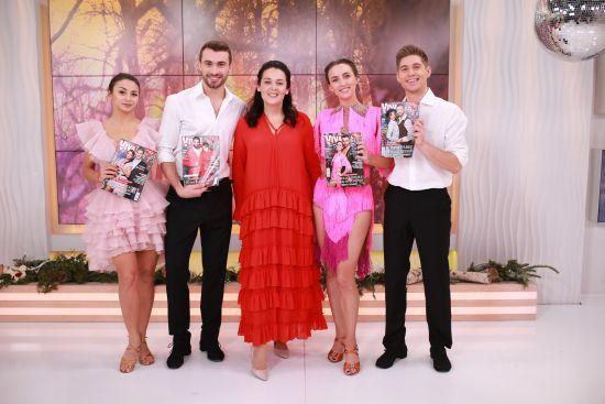 """""""Танці з зірками"""": одразу чотири пари учасників прикрасили обкладинку глянцю"""