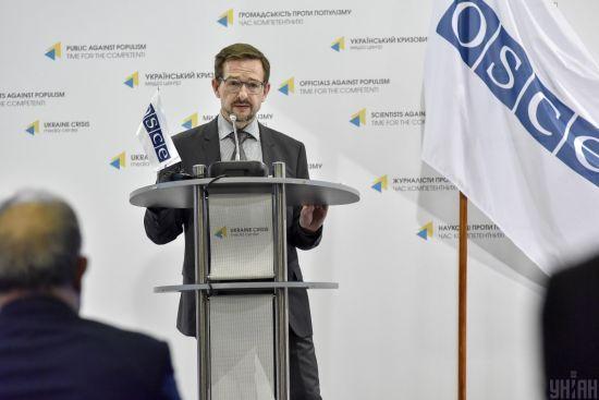 """В ОБСЄ закликали до """"відновлення мостів"""" між Росією і Україною"""
