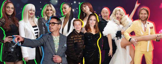 Новини у Гламурі за тиждень: зміна статі Шайло Джолі-Пітт та звернення Роберта Дауні до українців