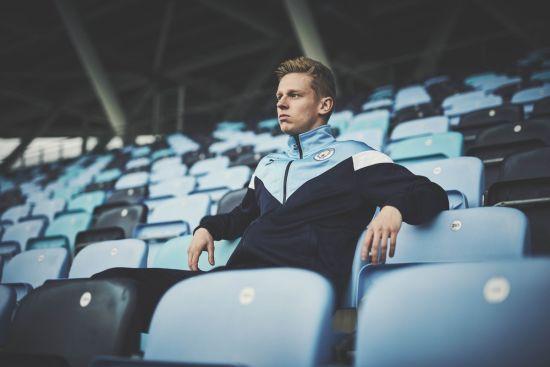 """Зінченко готовий зіграти в дербі проти """"Манчестер Юнайтед"""""""