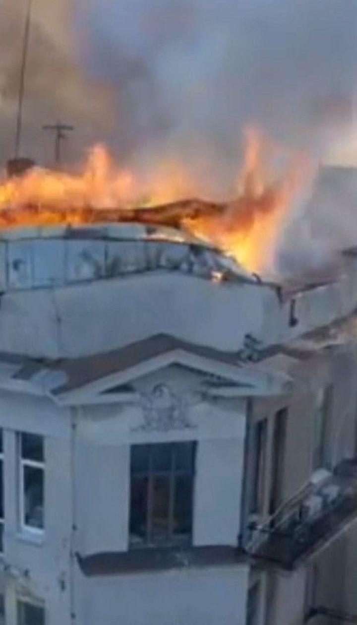 Героїзм одних і недбалість інших: чи можна було запобігти страшній пожежі у коледжі Одеси