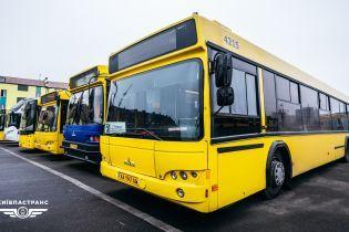 В Киеве останавливается весь общественный траспорт - Аваков