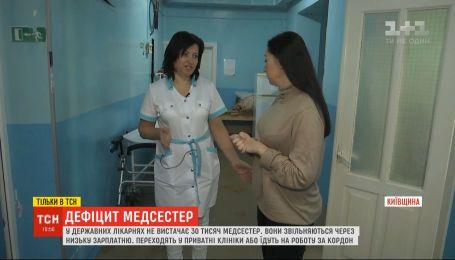 #БудьЯкНіна: пост медсестры с зарплатой 2700 гривен подорвал сеть