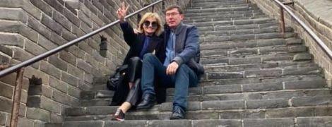 """""""Дивно, що Лещенко не повідомив"""". Луценко самостійно """"викрив"""" себе у поїздці за кордон"""