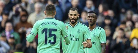 """""""Реал"""" упевнено розібрався з """"Еспаньолом"""" та очолив турнірну таблицю Примери"""
