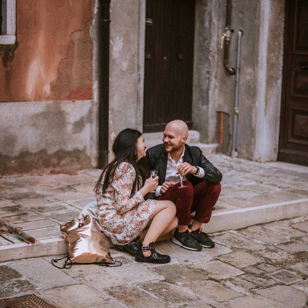 Vlad Darwin з дружиною