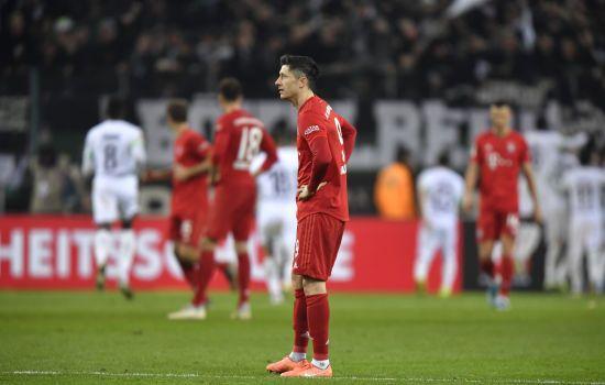 """""""Баварія"""" вдруге поспіль програла матч Бундесліги та опустилася на шосте місце"""