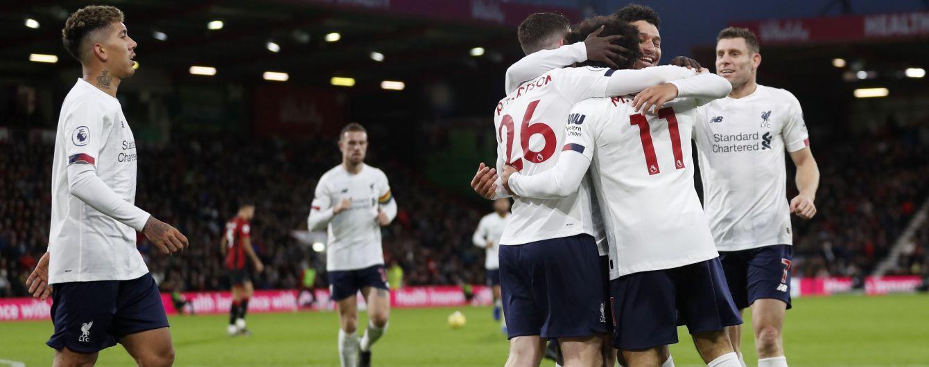"""""""Ліверпуль"""" та """"Тоттенхем"""" ефектно знищили суперників у матчах Прем'єр-ліги"""