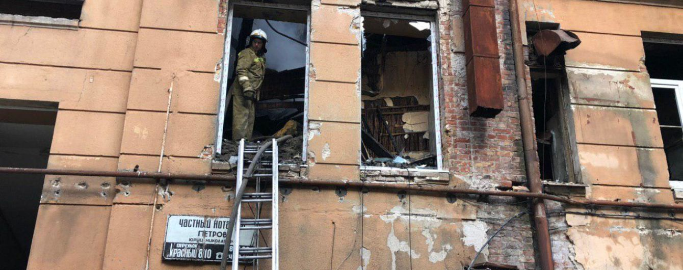 Пожежа в Одесі: кількість загиблих збільшилась до семи