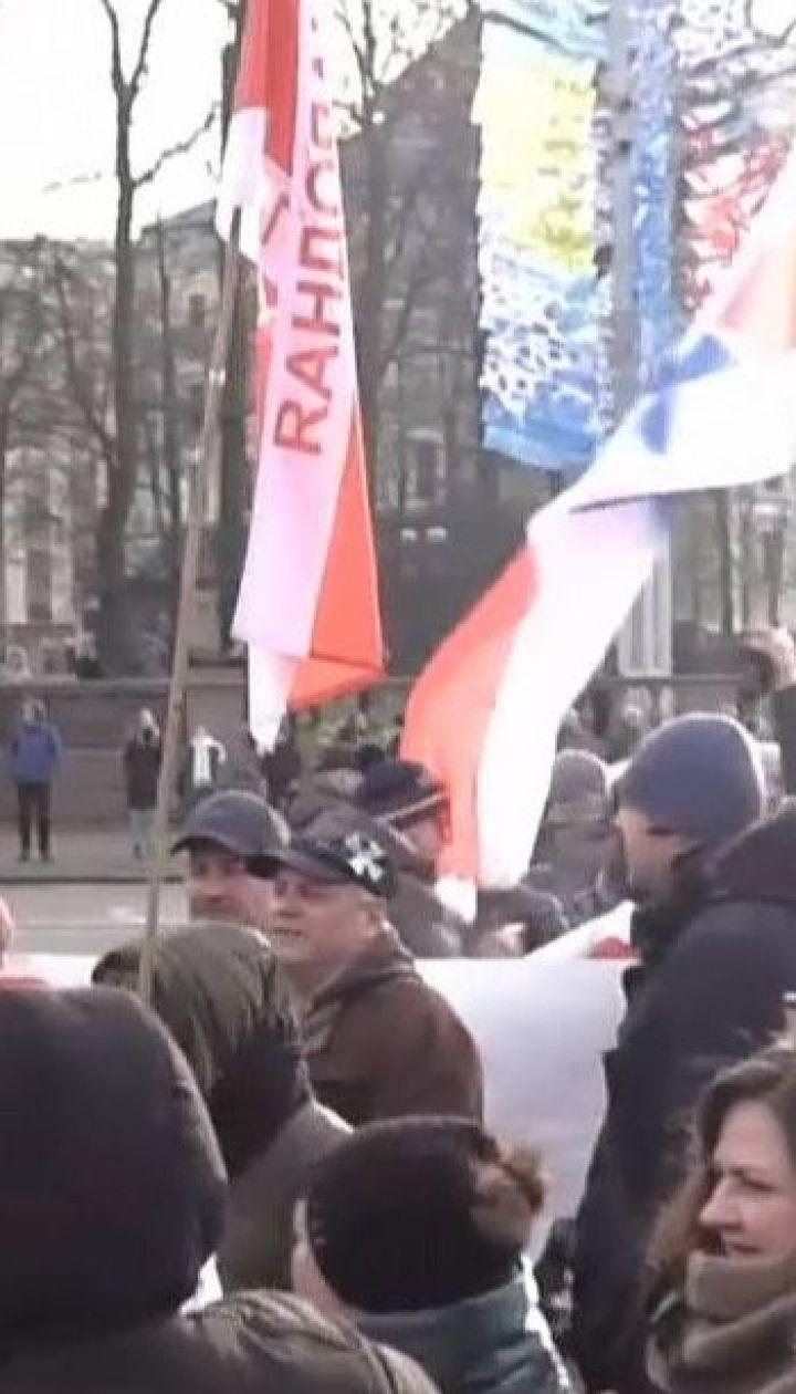 У Мінську відбуваються акції протесту проти інтеграції з Росією