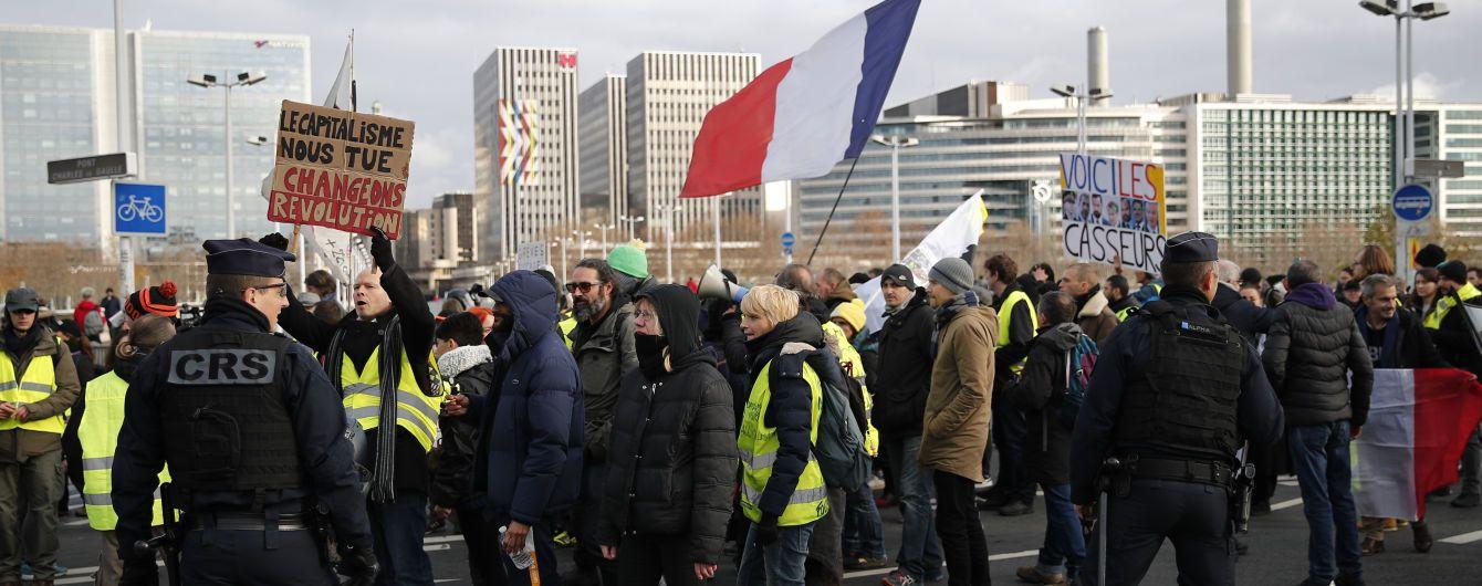 У Парижі продовжують протестувати проти пенсійної реформи: що думають місцеві та туристи