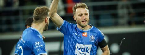 Безус и Яремчук отметились голами в чемпионате Бельгии