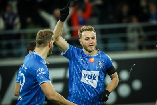 Безус і Яремчук відзначилися голами у чемпіонаті Бельгії