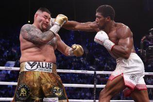 Джошуа в бою-реванше победил Руиса и вернул чемпионские пояса