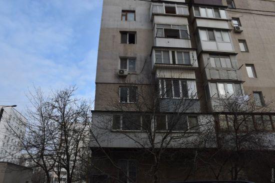 В Одесі горіла багатоповерхівка. Загинули щонайменше двоє людей