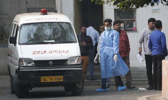 В Індії під час пожежі на фабриці загинули 43 людини