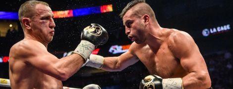 Бурсак дважды отправил экс-чемпиона мира в нокдаун, но потерпел спорное поражение