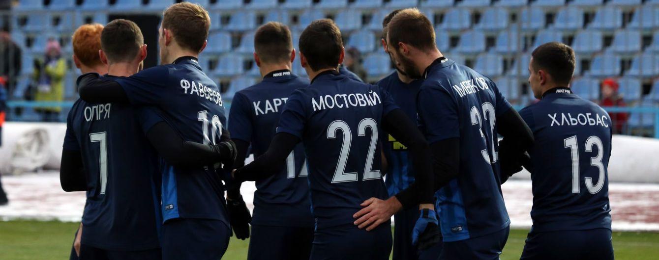 """Вісім голів на двох. """"Десна"""" у мегарезультативному матчі розбила """"Карпати"""" та піднялася на друге місце в УПЛ"""