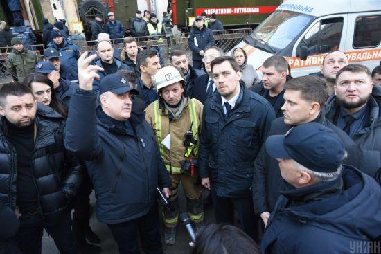 Гончарук наполягає на звільненні керівництва ДСНС Одеської області
