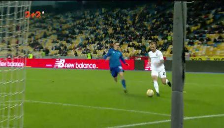 Динамо – Зоря - 1:2. Відео голу Хомченовського