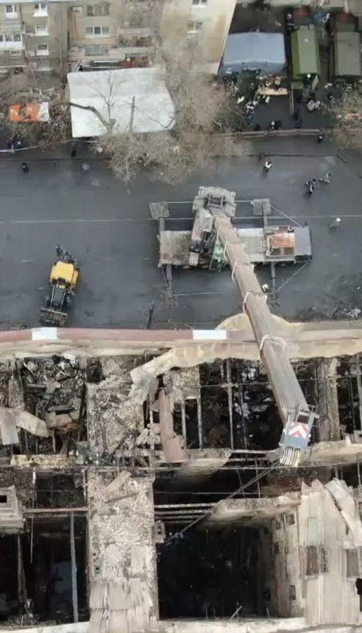 Пожежа в Одеському коледжі: хто має понести відповідальність за смерть студентів і викладачів