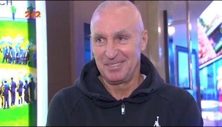 Открытие музея Евро 2012: как Александр Ярославский отметил 60-летие