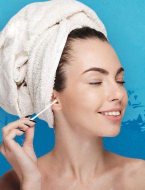 """Гігієна вух: чому варто викинути """"вушні"""" палички"""