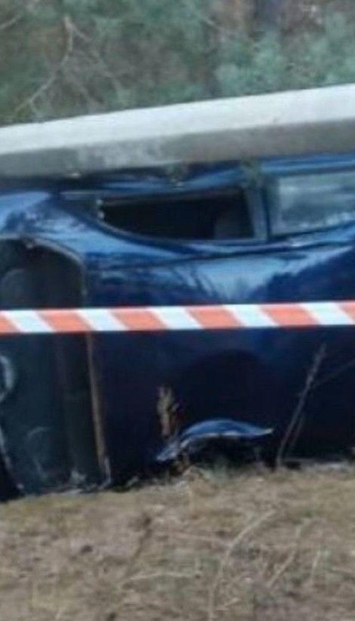 В Киевской области легковушка сбила двух детей, которые переходили дорогу