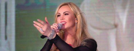 Певица Камалия вошла в Книгу рекордов Украины