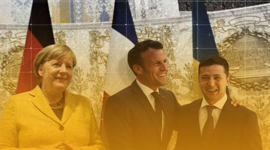 """Чого чекати від переговорів """"нормандської четвірки"""". Текстовий онлайн зустрічі у Парижі"""