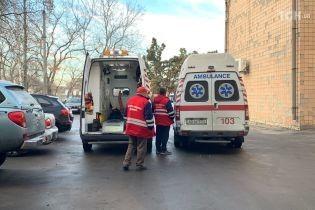 У Дніпропетровській області легковик зіткнувся з вантажівкою: є загиблий та четверо поранених