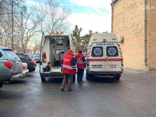 УЛьвівській областісталася аварія легковика з мікроавтобусом: є загиблий та поранені