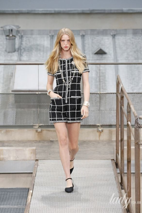 Коллекция Chanel прет-а-порте сезона весна-лето 2020_8