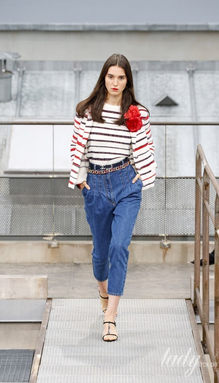 Колекція Chanel прет-а-порте сезону весна-літо 2020 @ East News
