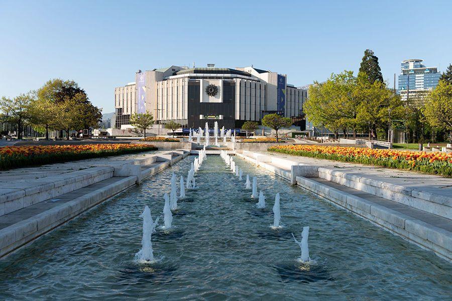 Національний палац культури у Болгарії