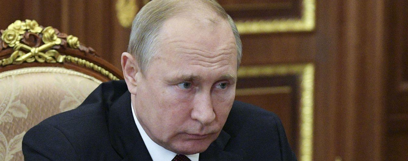 """Путин прилетел в Париж на саммит """"нормандской четверки"""""""
