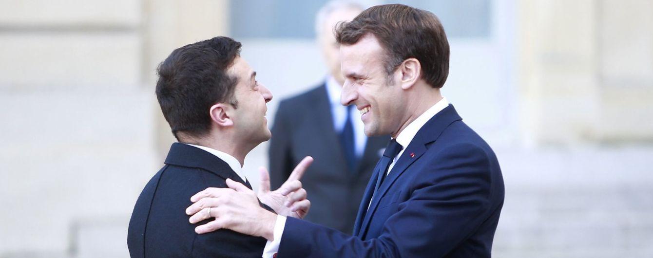 У пошуках дипломатичного шляху: про що говоритимуть Зеленський, Макрон і Меркель