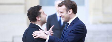"""Все лидеры прибыли на """"нормандскую встречу"""": начало саммита в фото"""