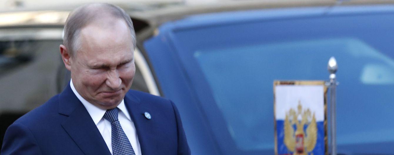 """Путін оголосив у РФ вихідні через коронавірус і відклав голосування за """"обнулення"""" його терміну"""