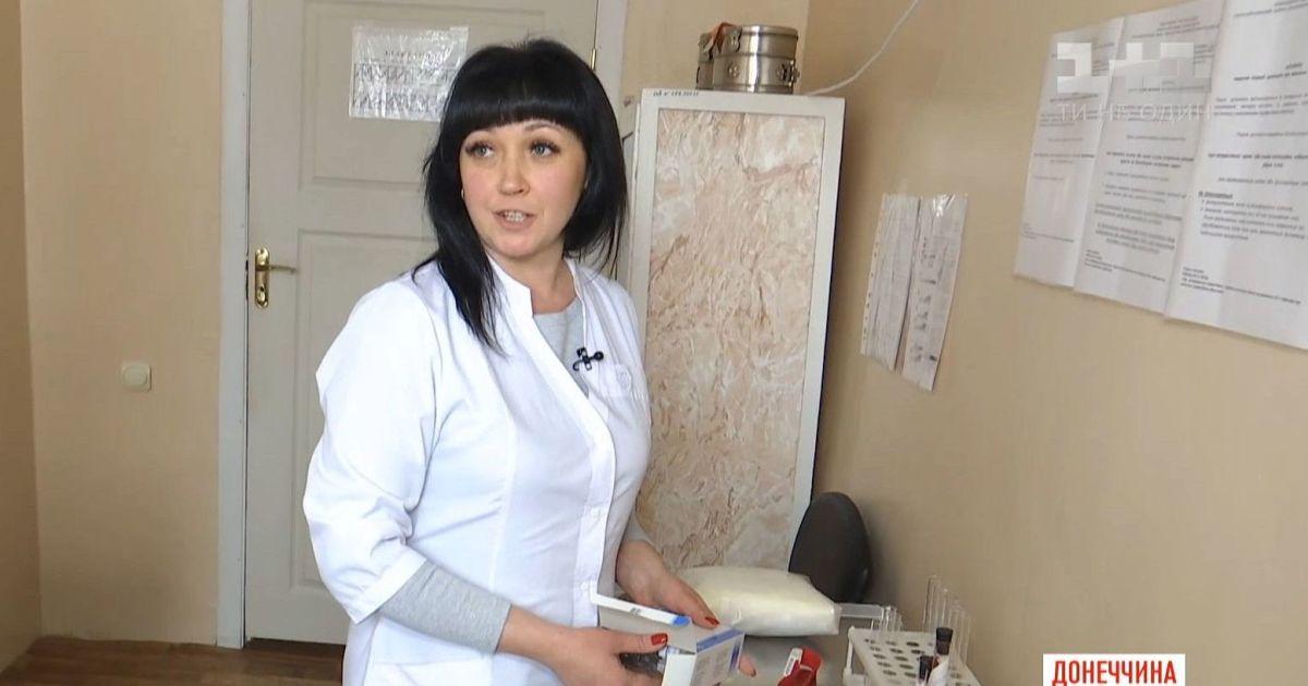 У РНБО визнали помилкове внесення медсестри з Бахмута до списку терористів