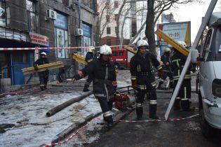Уряд виділив по 200 тисяч гривень сім'ям загиблихв одеській пожежі