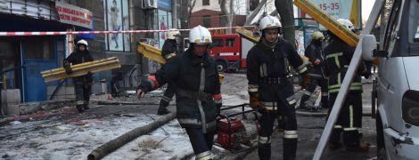 Правительство выделило по 200 тысяч гривен семьям погибших в одесском пожаре