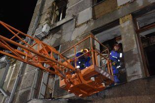 Пожар в Одессе: спасатели нашли тела всех погибших