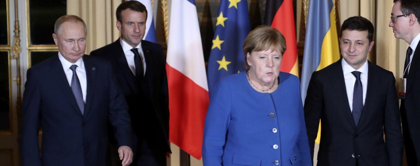 """Приветствие встречи Зеленского и Путина и новое разведение: о чем говорила Меркель после """"нормандского саммита"""""""